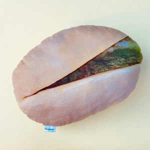 pistachio pillow