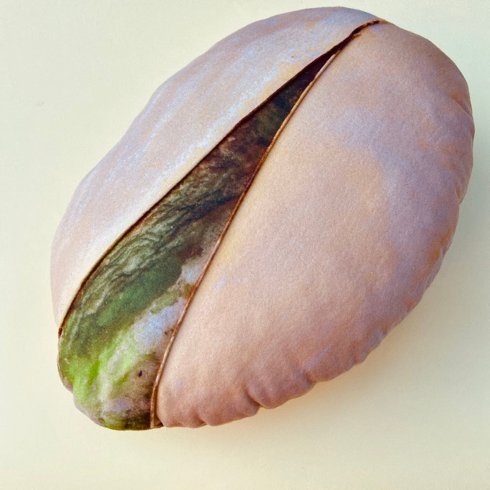 pistachio 3d pillow