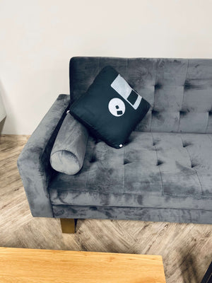 Floppy Disk HD Drive pillow