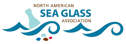 Lisl Armstrong is a member of the North American Sea Glass Association