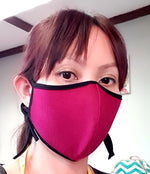 100% Organic Cotton Face Mask - New Design