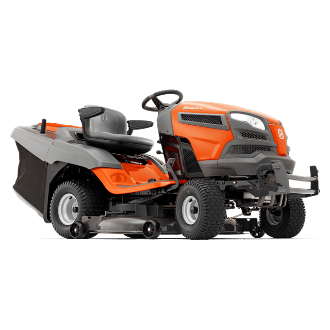Husqvarna TC342 ride on lawn tractor mower