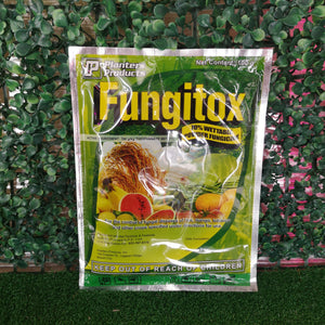 Planters Products Fungitox 70% Wettable Powder Fungicide 100g