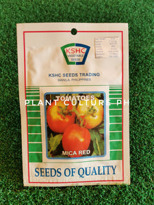 KSHC Seed Tomatoes Mica Red