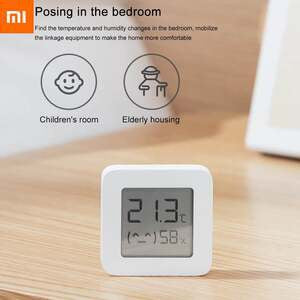 Thermometer Hygrometer 2 Wireless Smart Electric Digital Xiaomi Mejia Bluetooth by Plant Culture PH