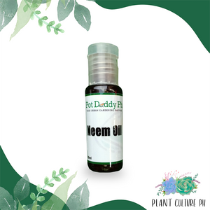 Pot Daddy  Ph Organic Neem Oil 30ml by Plant Culture PH