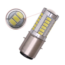 Load image into Gallery viewer, H6 BA20D Motorcycle Headlight Bulb Led