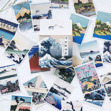 Load image into Gallery viewer, 40 Pcs Pack Japanese Island Toy Stickers for Car Styling