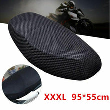 Load image into Gallery viewer, Motorcycle Seat Cushion Cover S/M/L/XL/XXL/XXXL Net 3D