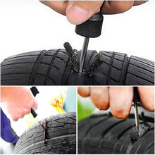 Load image into Gallery viewer, 50pcs Car Tubeless Seal Strip Tyre Tubeless Seal Strip Plug
