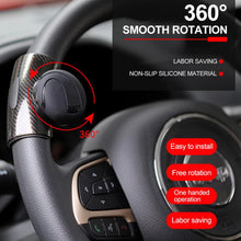 Load image into Gallery viewer, 360° Steering Wheel Knob Ball