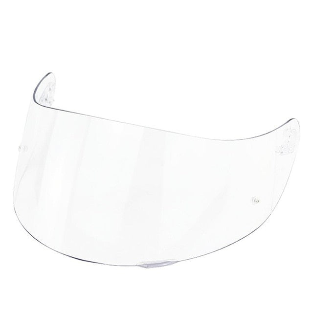 Motorcycle Full Face Helmet Goggles Lens Visor with Pin Lock