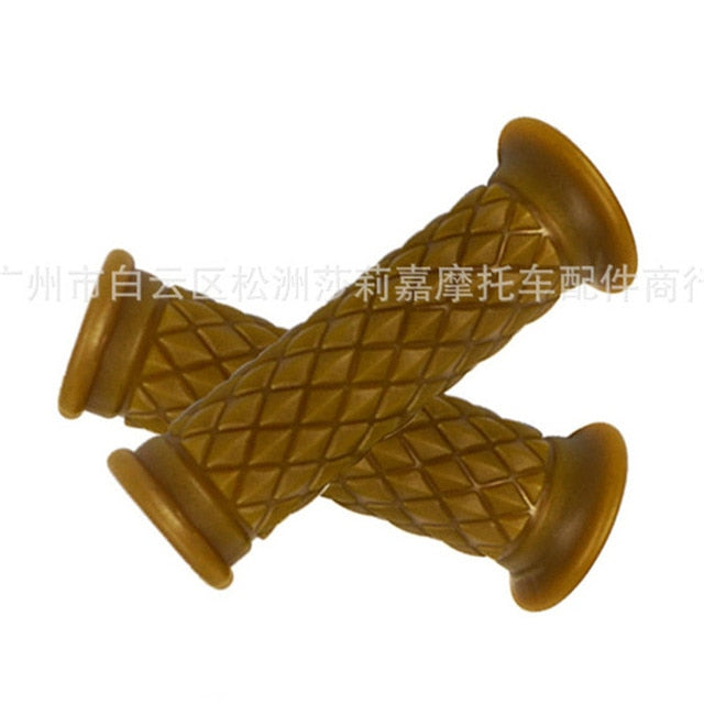Chopper vintage motorcycle handle grip