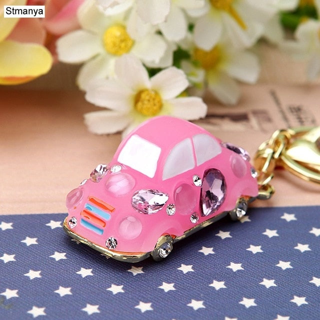 Hot sale Crystal Car Key Chain