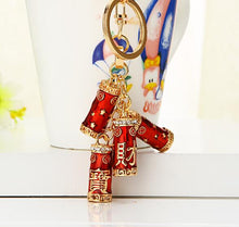 Load image into Gallery viewer, Hot sale Crystal Car Key Chain