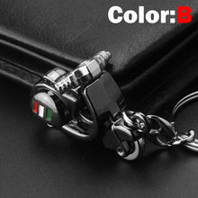Load image into Gallery viewer, 3D Motorcycle Car Key Ring Chain