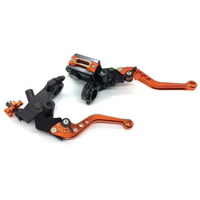 CNC Motorcycle Brake Clutch Pump Lever Hydraulic Master Cylinder