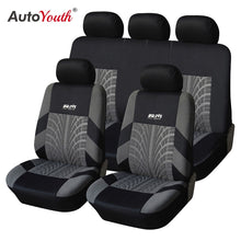 Load image into Gallery viewer, AUTOYOUTH Hot Sale 9PCS and 4PCS Universal Car Seat Cover