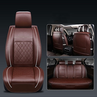 Universal PU Leather car seat covers