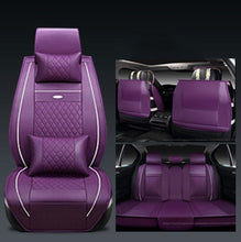 Load image into Gallery viewer, Universal PU Leather car seat covers