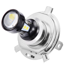 Load image into Gallery viewer, Mayitr 1PC H4 Universal 6500K Motorcycle Headlight Head Light