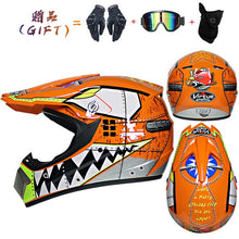 Load image into Gallery viewer, Fiery Motocross Helmet Off Road Professional ATV Cross Helmets