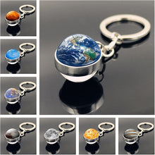 Load image into Gallery viewer, Solar System Planet Key Chain