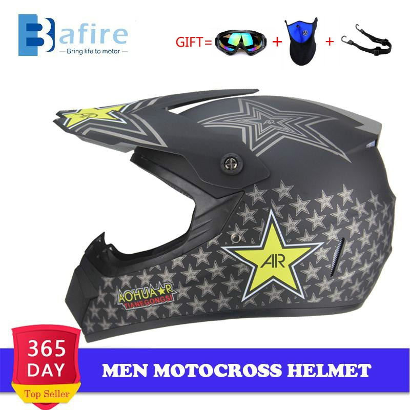 Men Motocross Helmet Off Road Professional Atv Cross Helmets