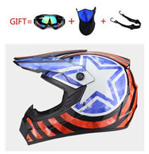 Load image into Gallery viewer, Men Motocross Helmet Off Road Professional Atv Cross Helmets
