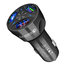 Load image into Gallery viewer, Car Charger USB Quick Mobile Charger QC3.0