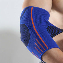 Load image into Gallery viewer, Elastic Stretch Elbow Support Brace Arthritis Bandage Elbow Guard