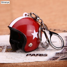 Load image into Gallery viewer, New Motorcycle Helmets Key chain