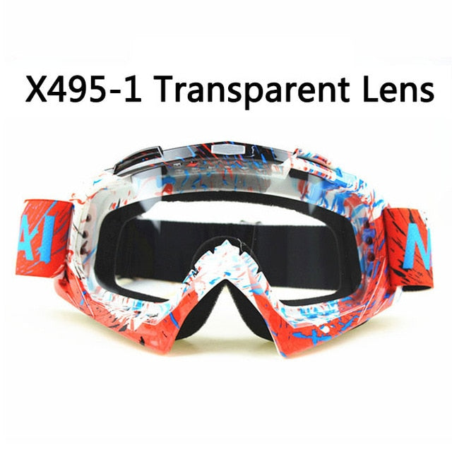 Nordson Outdoor Motorcycle Goggles Cycling MX Off-Road