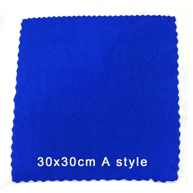 1pc 5 X Large Microfibre Cleaning Auto Car and Motorcycle Detailing Soft Cloths Car Care