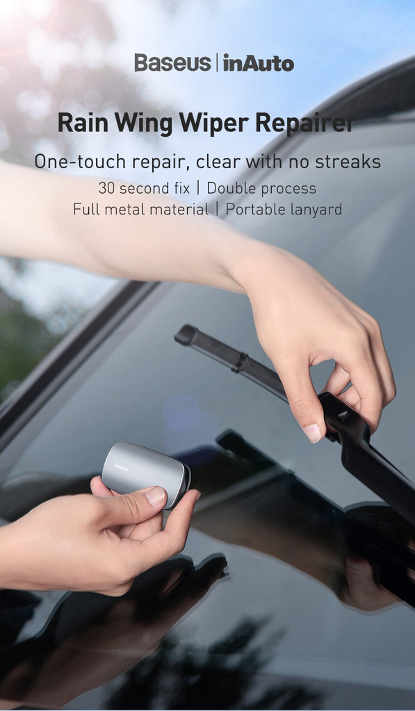 Baseus Car Wiper Blade Repair Universal Auto