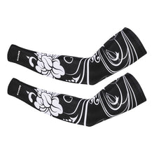 Load image into Gallery viewer, 1 Pair Arm Sleeve UV Protection Outdoor Professional Bike Arm Warmers