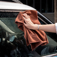Load image into Gallery viewer, Auto Soft Cloth Washing Quick Dry Cleaning Microfiber Towels with Bmw, Mini logo