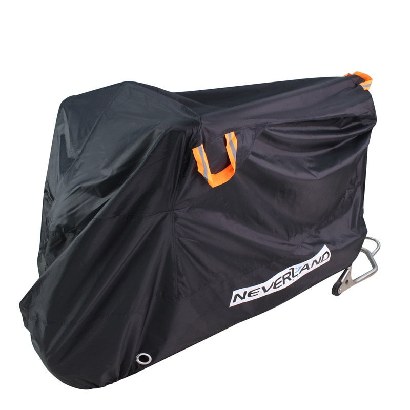 210D High Quality Waterproof Outdoor Motorcycle Moto Cover