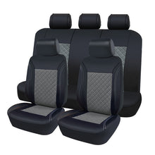 Load image into Gallery viewer, AUTOROWN PU Leather Auto Car Seat Covers Universal