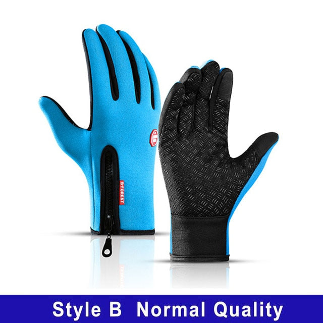 Waterproof Winter Warm Gloves Snow Ski Gloves