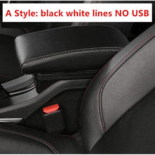Load image into Gallery viewer, Car-styling Arm rest box center console USB accessories
