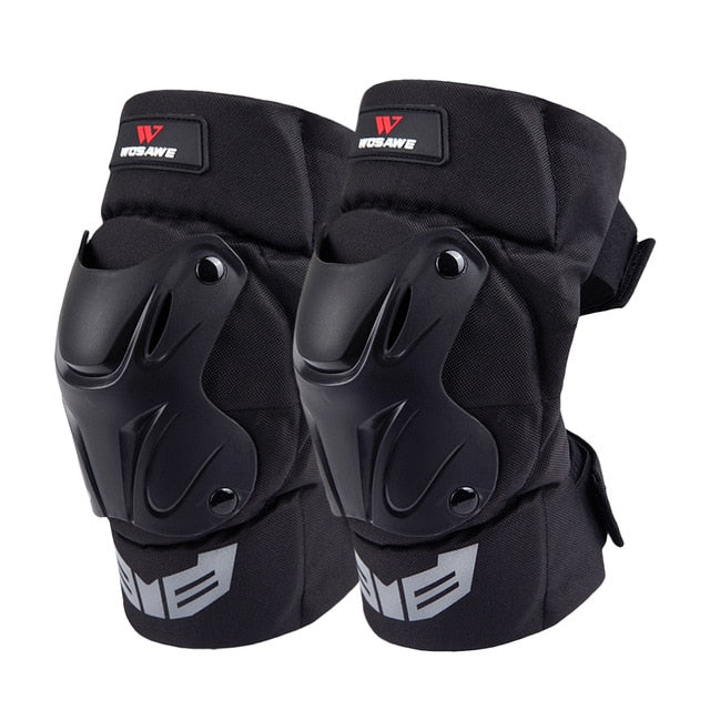 WOSAWE Motorcycle Knee Pads Motocross Knee Protection
