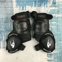 Load image into Gallery viewer, Kneepad protection SK-652 foot protector motorcycle knee pads
