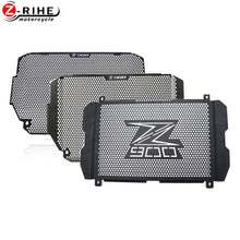 Load image into Gallery viewer, Motorcycle Accessories Radiator Grille Guard Protection Motorbike Part For Kawasaki