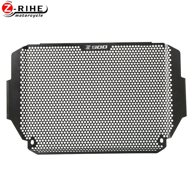 Motorcycle Accessories Radiator Grille Guard Protection Motorbike Part For Kawasaki