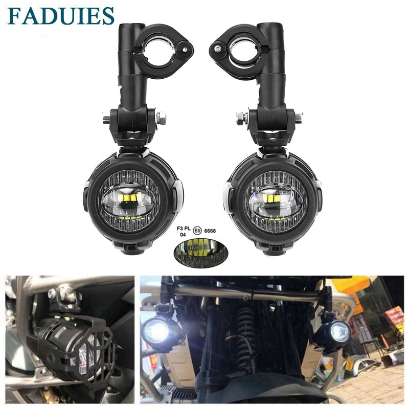 FADUIES Motocycle Fog Lights For BMW Motorcycle