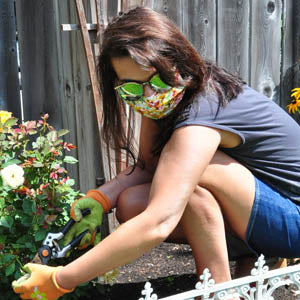 Gardening Cotton Surgical Mask