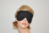 Black Lace Sleeping Eye Mask