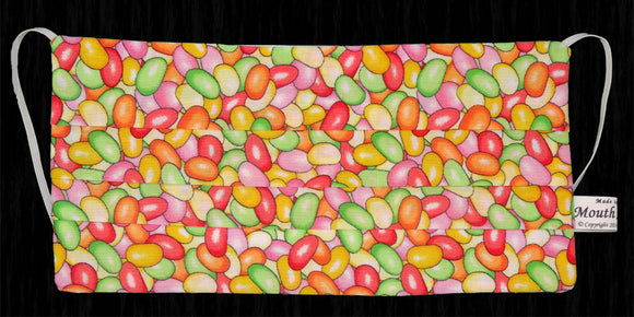 Colorful Jelly Beans Mask