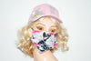 Golf Apparel Pink Mask
